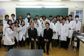 熊本歯科技術専門学校訪問